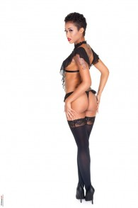 Skin Diamond sexy show from Strippers  category