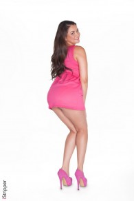 Allie Haze stripshow from Strippers  category
