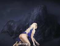 Bonnie Parker like dragon queen from Strippers  category