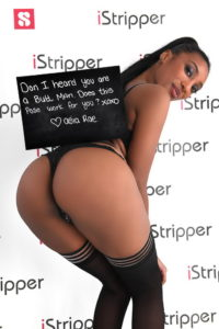 Asia Rae pics from Strippers  category